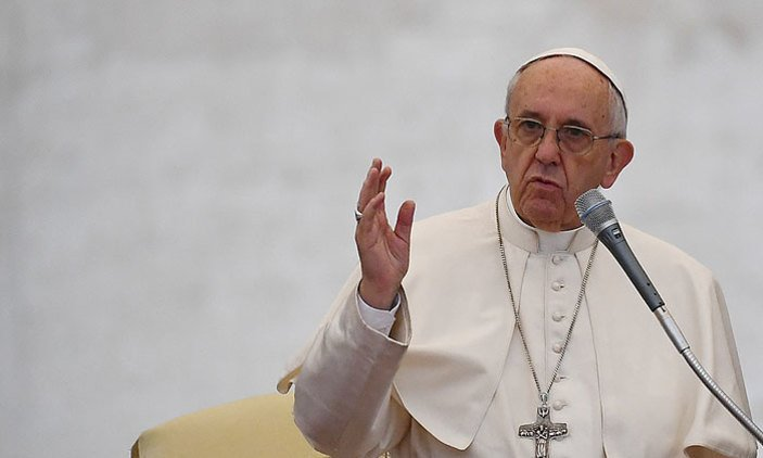 Pope lashes 'barbaric' attack on Copts