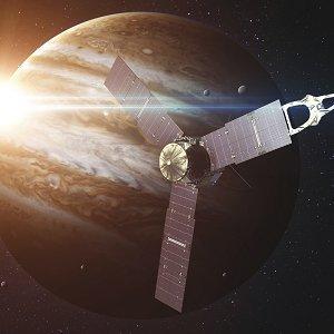 NASA's Juno probe spots 'chaotic' storms on Jupiter