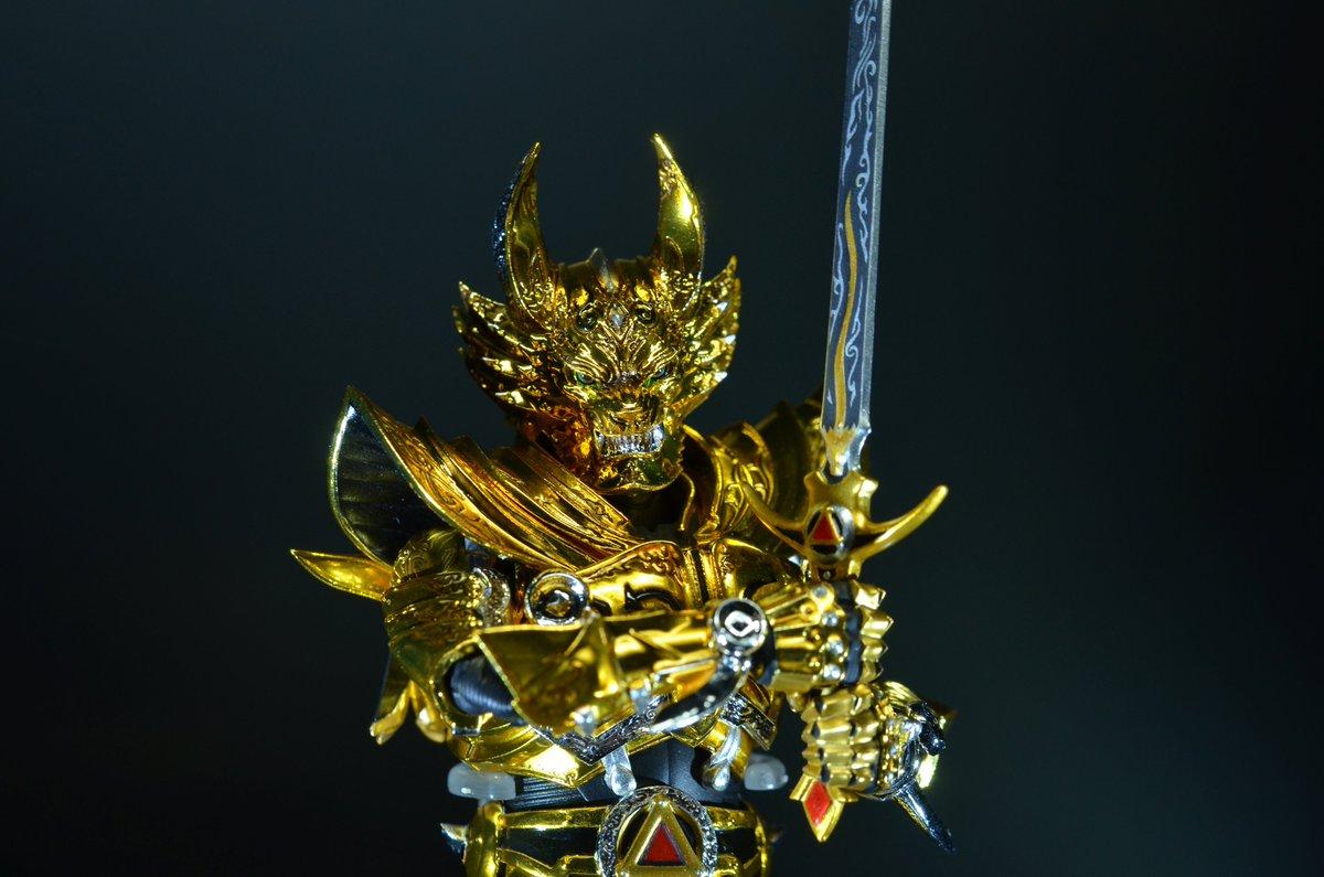 真骨彫黄金騎士としゃべるザルバ#魂大阪#牙狼