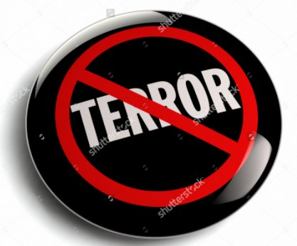 Support security teams to contain the terror threat