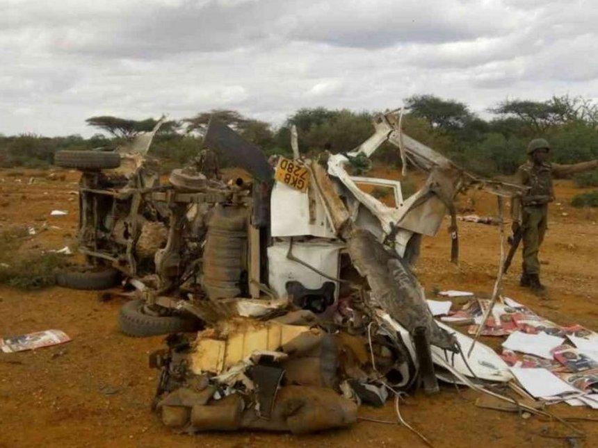 Mandera curfew extended after al Shabaab IED attacks