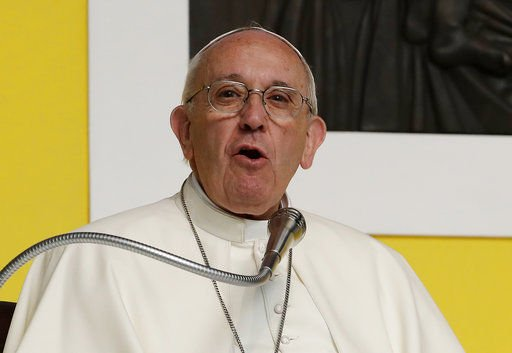 Pope says more Christian martyrs today than in ancient times