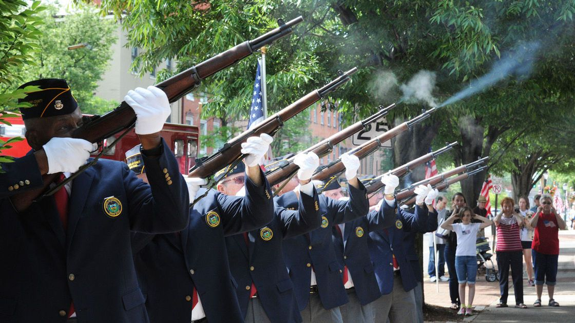 Memorial Day events in Cumberland County