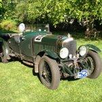 Tour brings together 30 classic Bentleys