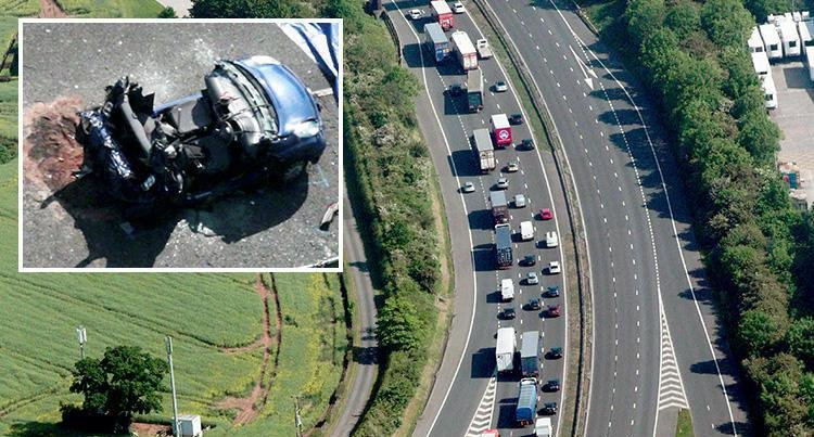 M6 crash police name five Romanian victims killed as they plea for Staffordshire motorway accident witnesses to come forward