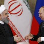 Putin discusses Syria, economic ties with Iran's Rouhani - Kremlin