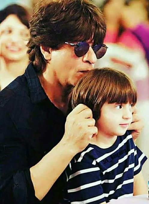 Happy 4th Birthday Little Prince AbRam Khan