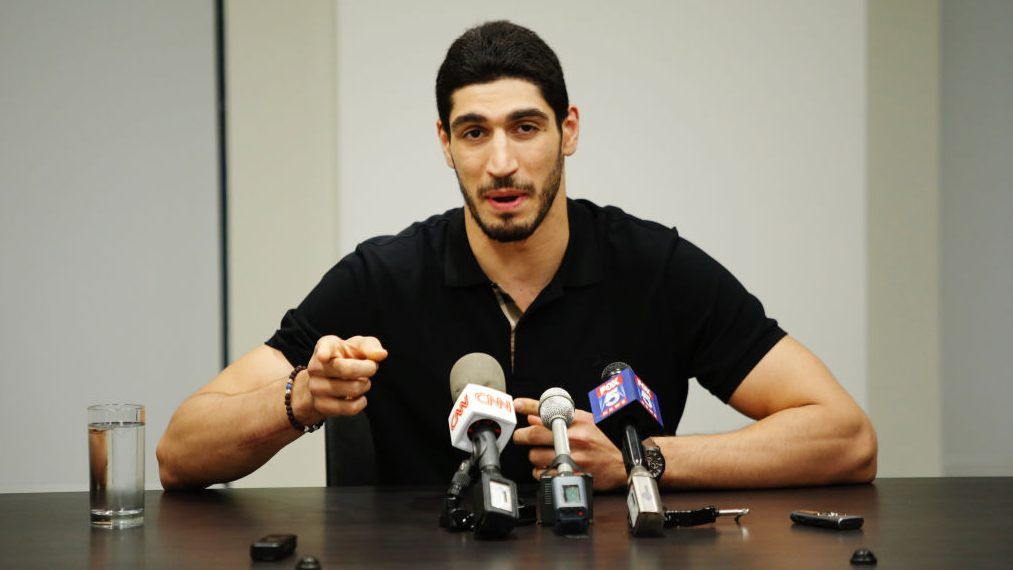 Turkish government issues arrest warrant for NBA player via @NBCSports