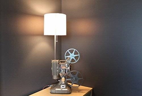 ◕‡ #Vintage #Ecofriendly #Upcycled Projector Lamp, #UniqueGift item for your home theater  https://t.co/34jmi1sJA9 https://t.co/RLJSRcQjkA