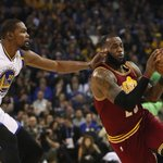 Oddsmakers set a record-high total for Game 1 of Cavs-Warriors NBAFinals