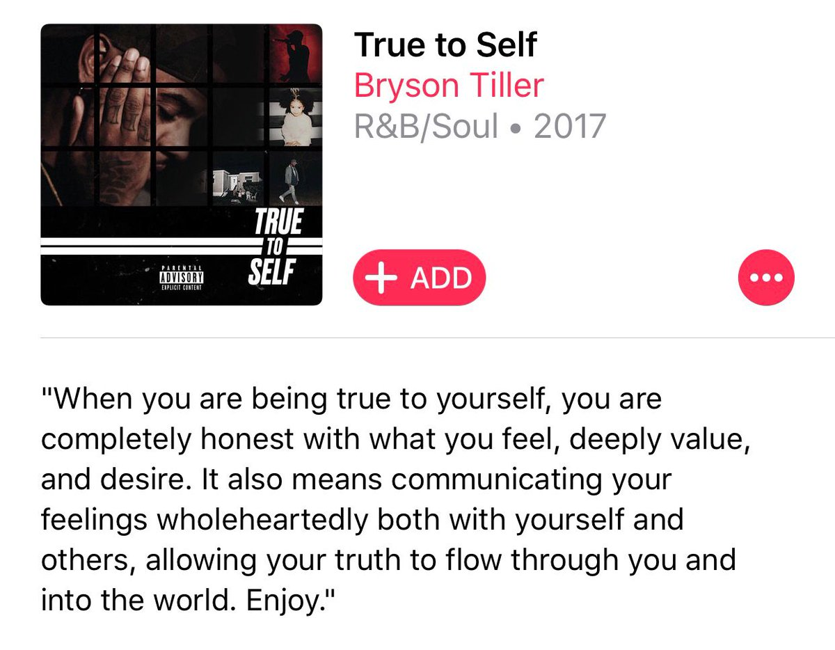Been waiting for this ???????? True to self is always the motto ... https://t.co/68KJqWEpJO