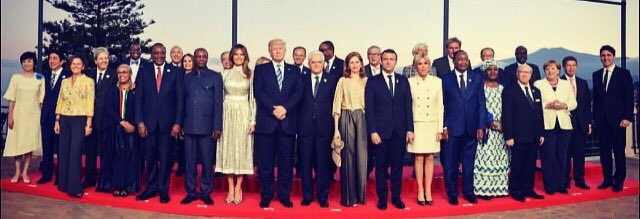 It has been an incredible trip, and great strides have been made. #G7Taormina #Italy https://t.co/9V6nkdtVF2