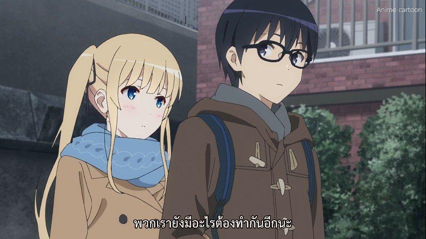 โอ้ยเอริริรุกแรงมาก ヽ(´▽`)/ヽ(´▽`)/ヽ(´▽`)/ #saekano #冴えカノ