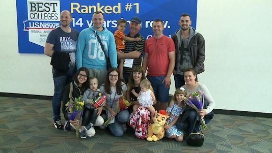Ukrainian family arrives in Omaha, fleeing home country as refugees