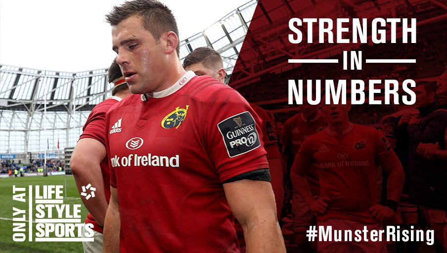 We fought a battle and held our nerve – this end is just the beginning. #MunsterRising #MUNVSCA https://t.co/DlpG44tLIA