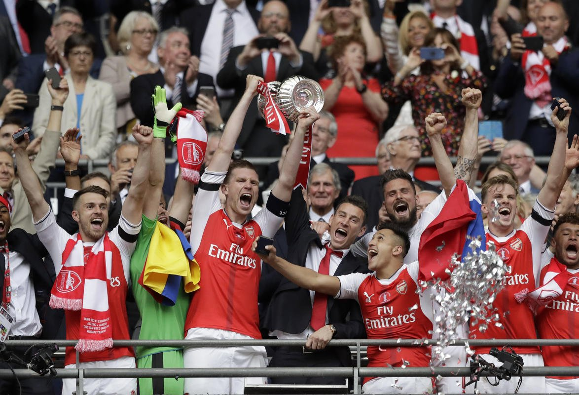 Arsenal beats Chelsea to win third FA Cup in 4 seasons