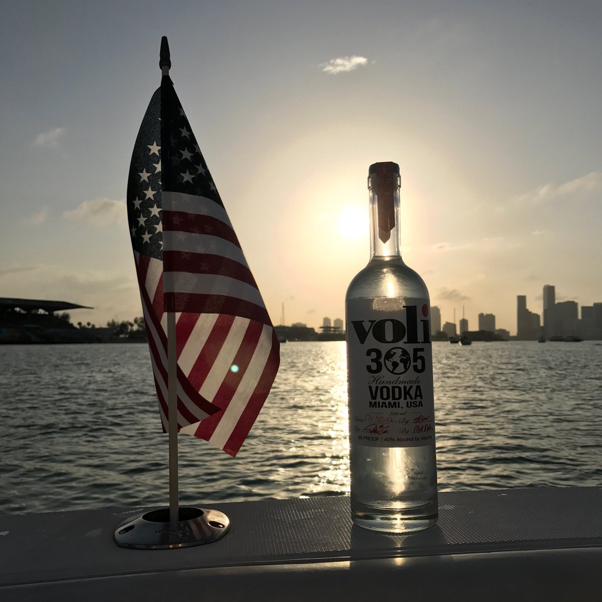Immigrant parents first generation Cuban American to the American dream from Voli to @Voli305Vodka Dale! https://t.co/RTOtnOfv1f