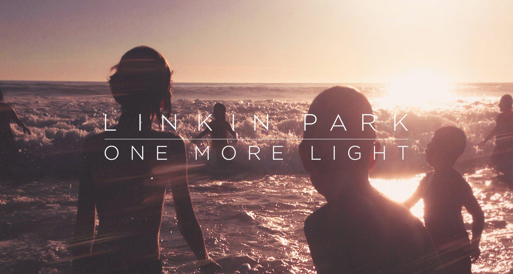 Download / stream #OneMoreLight, available everywhere: https://t.co/VIlD5hOqFU https://t.co/NxruZlOjbC