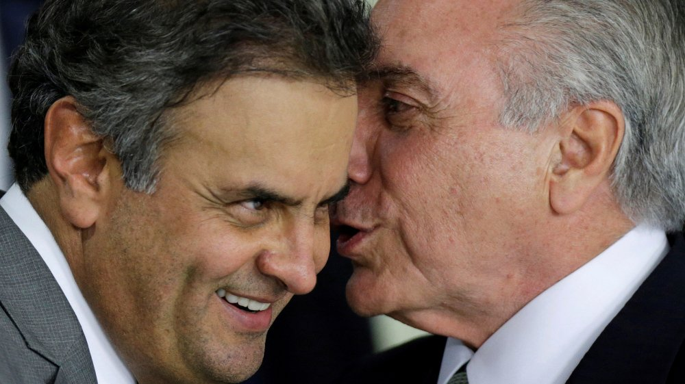 Opinion: Times are bleak for Brazil's President Temer