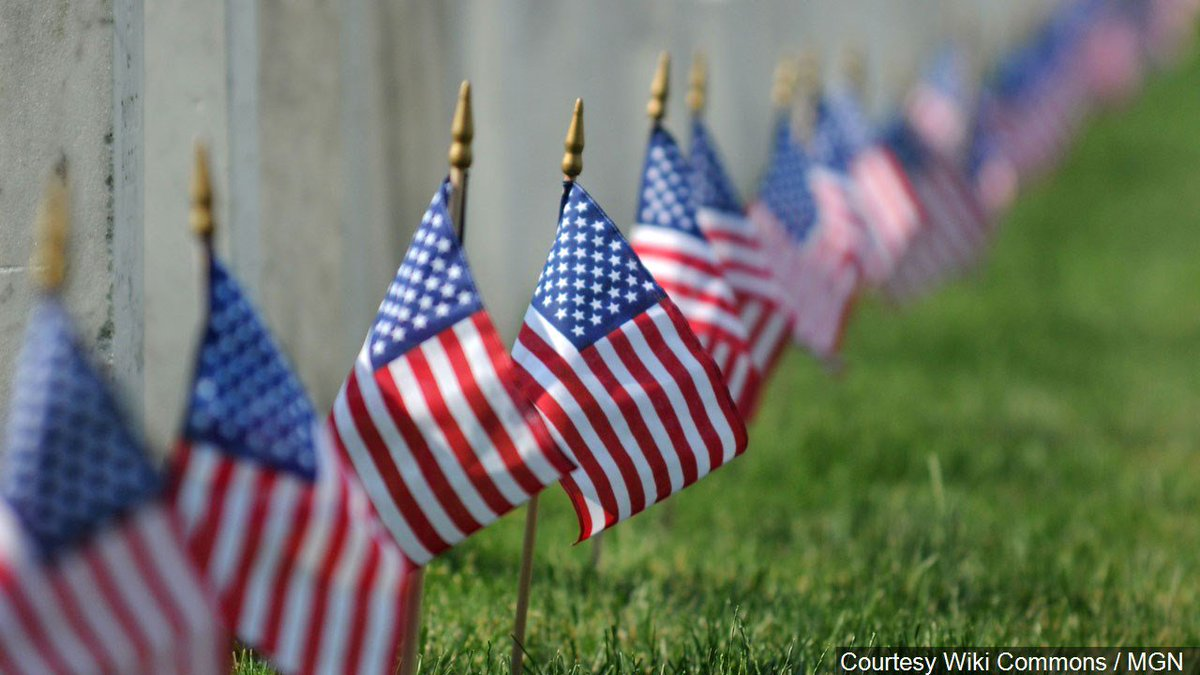 Memorial Day graveside decor has time limit
