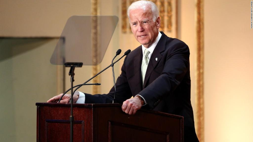 Biden: 2016 election tapped into