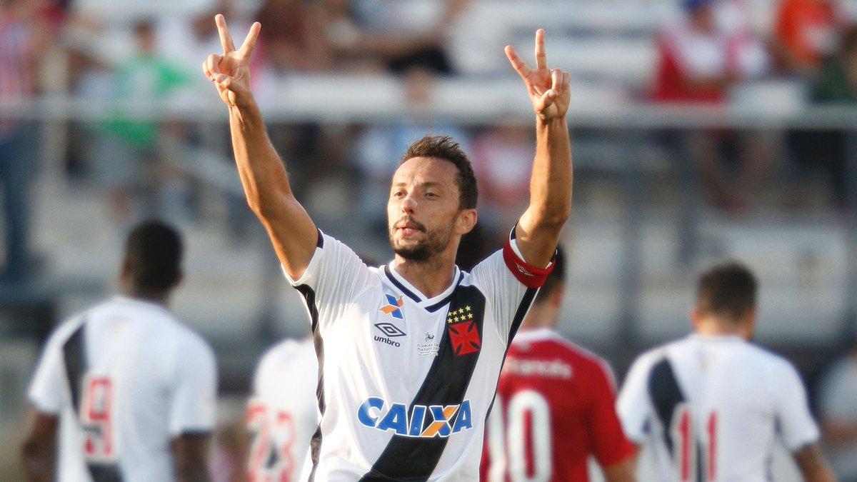 O Vasco é o time da virada, o Vasco é o time do amor!