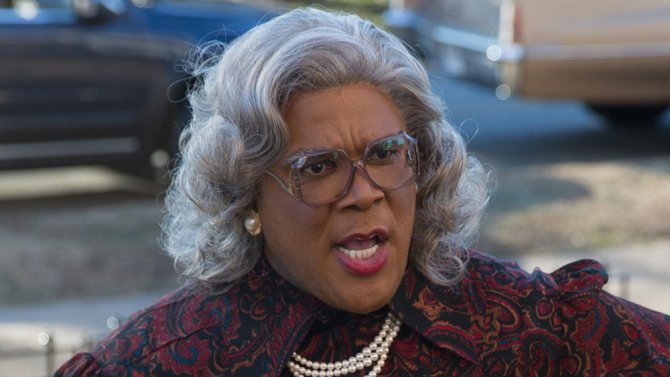 Lionsgate Sets @TylerPerry's Boo2: A Madea Halloween for October.