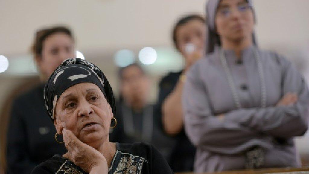 Cold-blooded desert massacre leaves Egypt's Copts in shock
