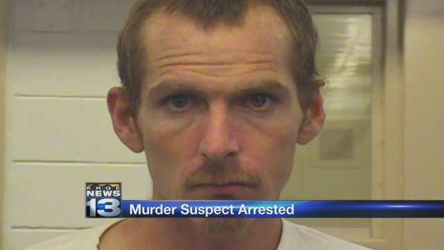 After weeks on the run, police catch murder suspect