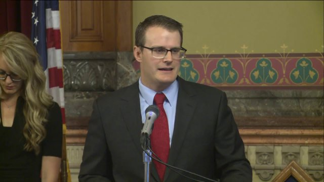 Iowa's New Governor Ends Months of Drama with Complicated Solution to Lt. Governor Vacancy
