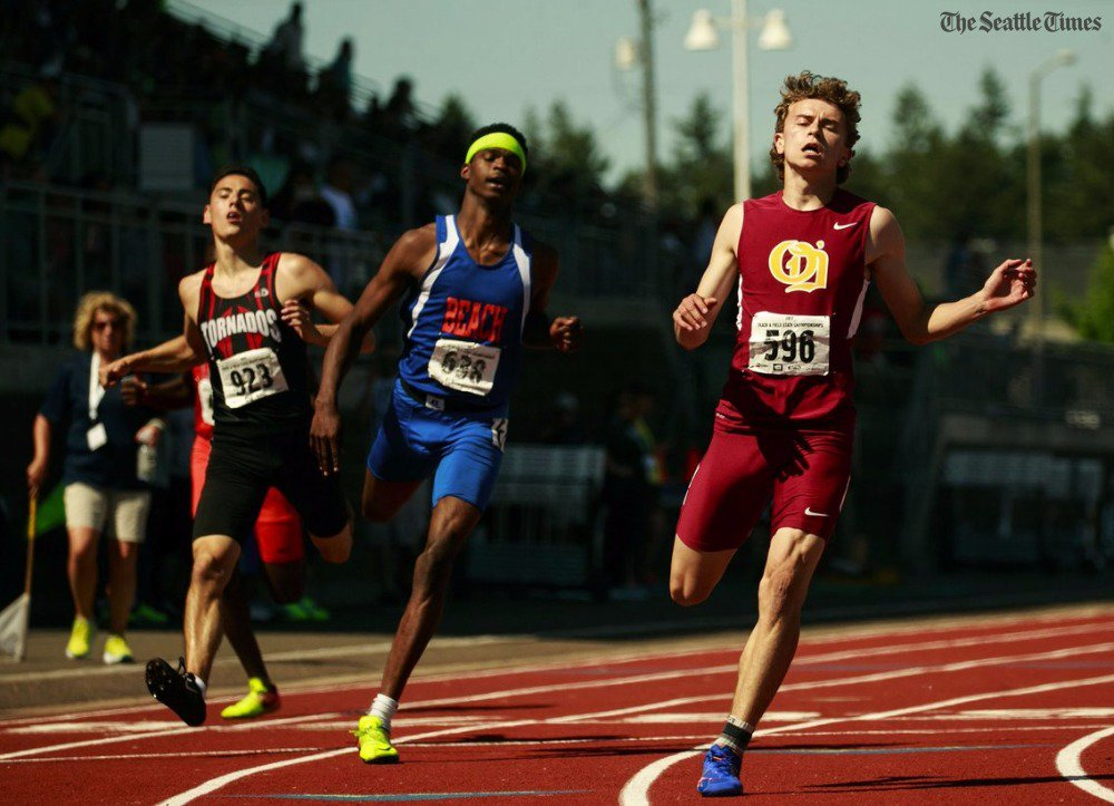 test Twitter Media - Boys state track and field: O'Dea's Evan Mafilas nearly pulls off sprint sweep, closes out career with three PRs.  https://t.co/OXMNgiEXOy https://t.co/pClxw5k104