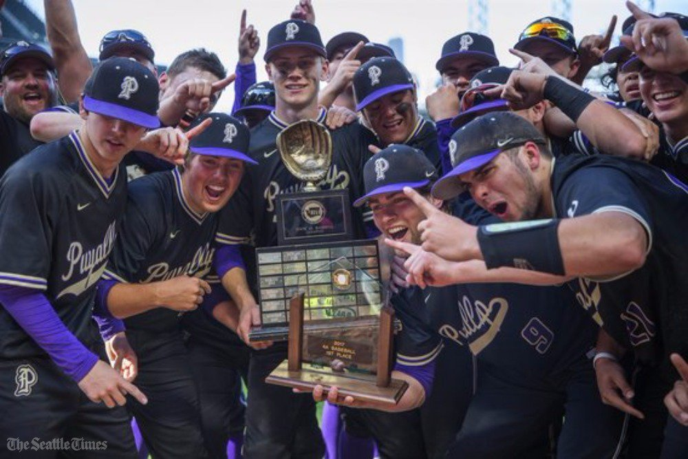 test Twitter Media - Nationally ranked Puyallup ends Kentlake's surprising run through 4A state baseball tournament with a 3-2 win.  https://t.co/74fW3W9szi https://t.co/xJ044nLL29