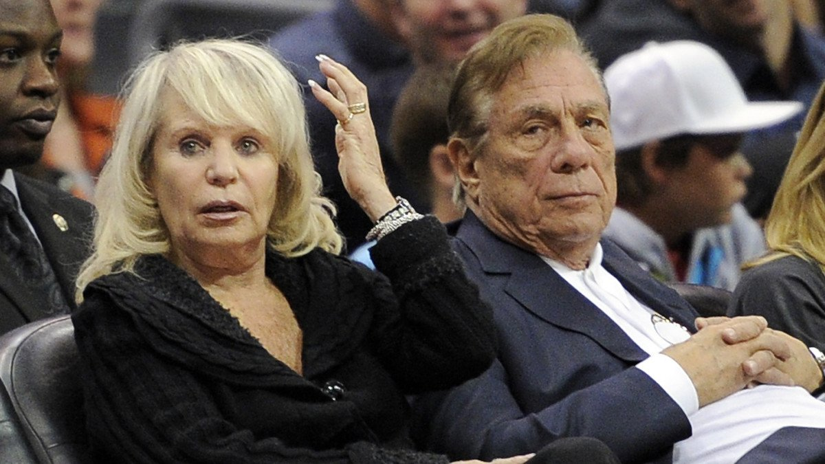 Donald Sterling's wife petitions NBA to overturn his lifetime ban via @NBCSports