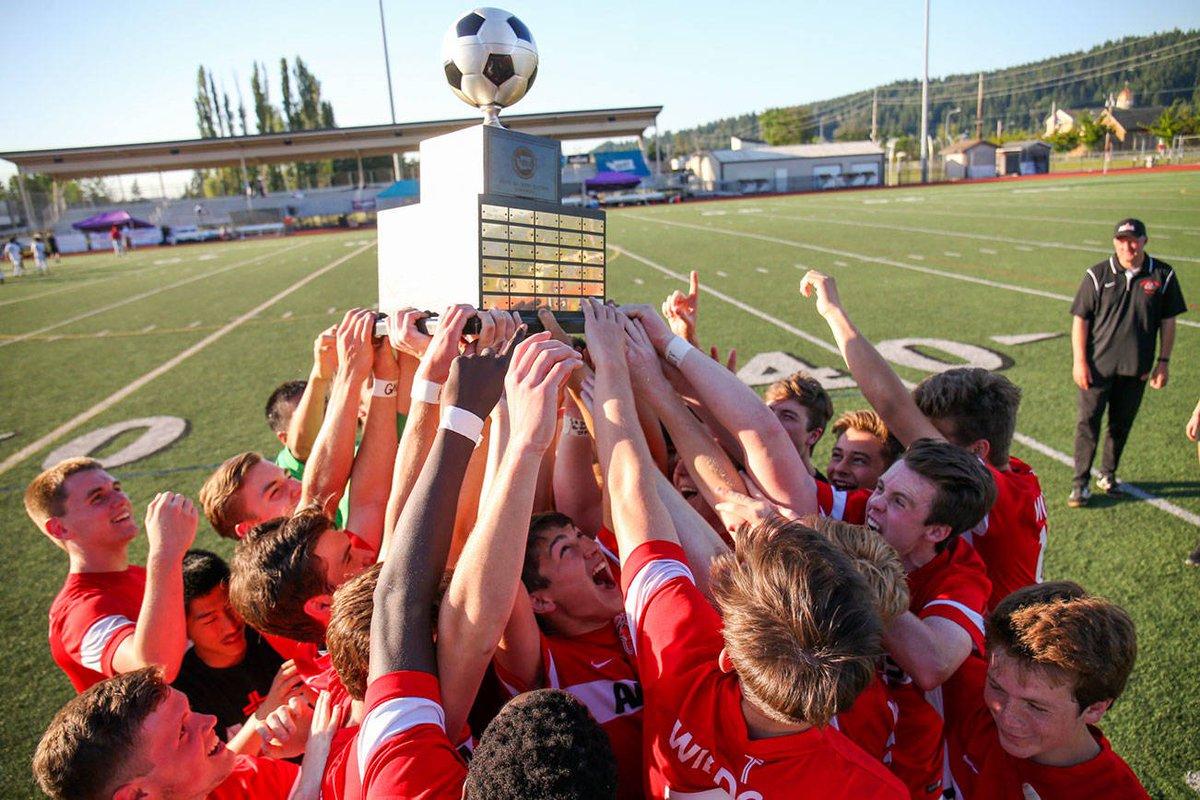 test Twitter Media - Archbishop Murphy boys win 3rd straight 2A state soccer title https://t.co/MHVXtXlD1U https://t.co/zmysUjPfEN
