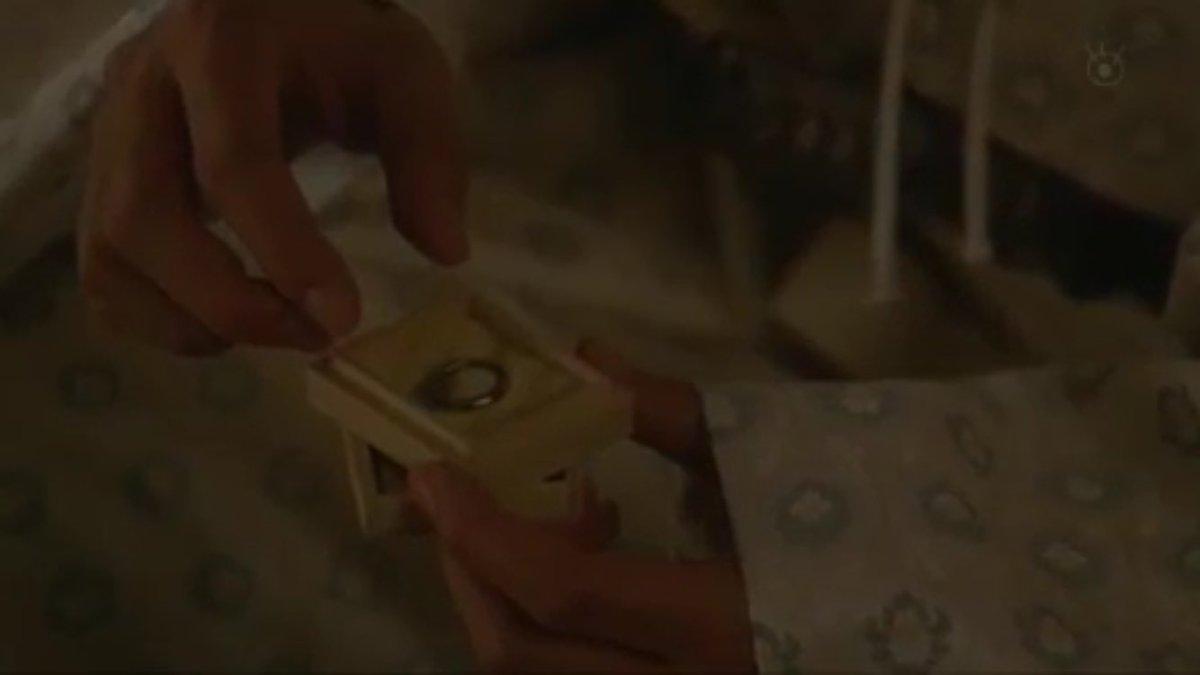 練習を兼ねて長政くん見ました←指輪はめるシーンの手も綺麗だったよー♡子ども抱くのやっぱり上手(*´-`)#イセキャラ祭