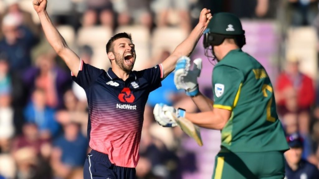 England win South Africa series