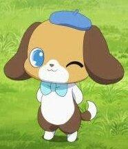 ユークはこのビーグル犬のジュエルペット。アレクもユークもかわいいことに変わりないよね