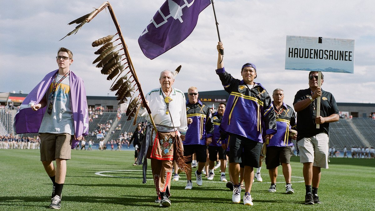 'Spirit Game,' about the Iroquois roots of lacrosse, is no ordinary sports documentary