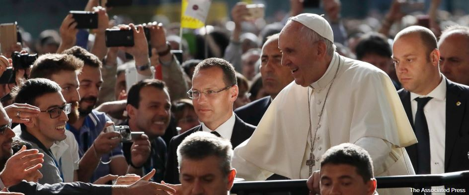 Pope: More Christian martyrs today than in ancient times