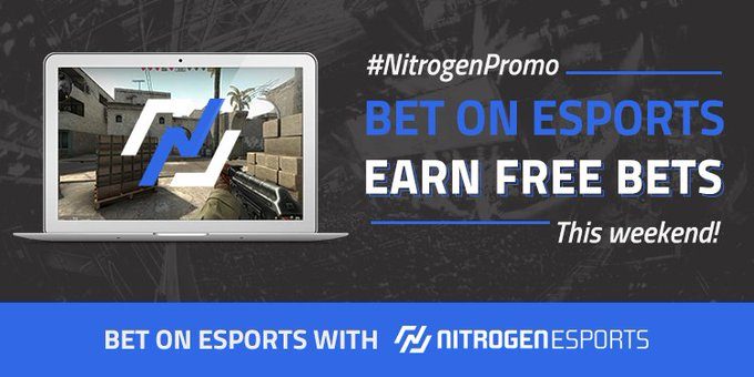 RT @NitrogenSports: Last chance to enter! WIN FREE BETS! RULES: https://t.co/nhD47AxgWD https://t.co/9XMnEoyTGI