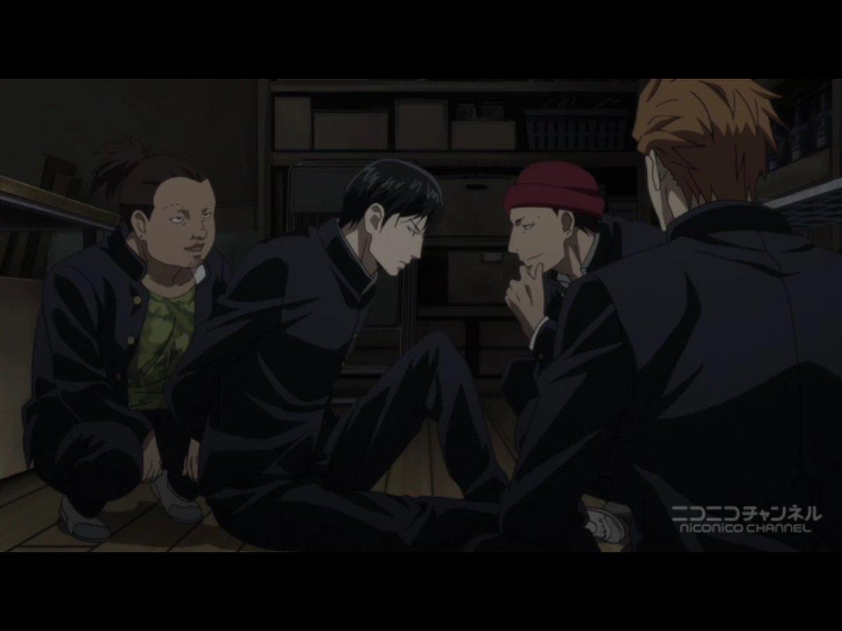 今思えばこのシーンあっちゃん、坂本くんに顎クイして欲しかった・・・・#坂本ですが?