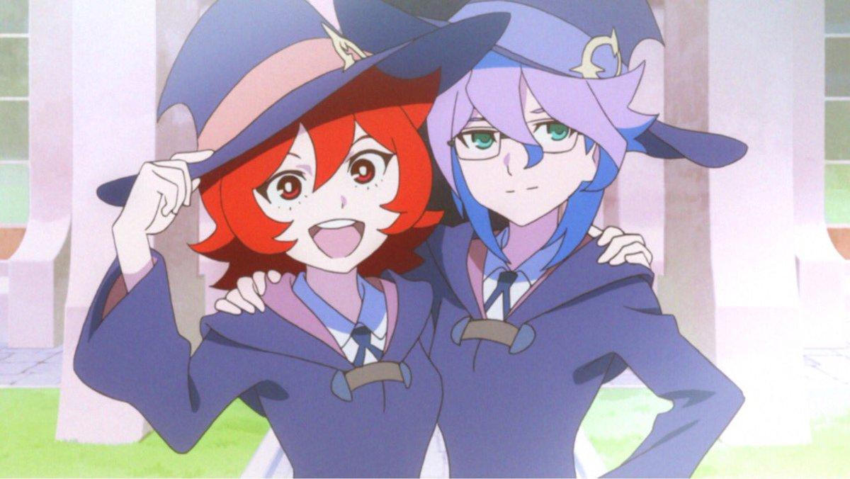 本日はTVアニメ『リトルウィッチアカデミア』第21話「ワガンディア」がTOKYO MX(24:00〜)、BS11(24: