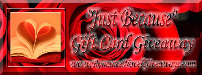 "❤️ ""Just Because"" Gift Card Giveaway ❤️"