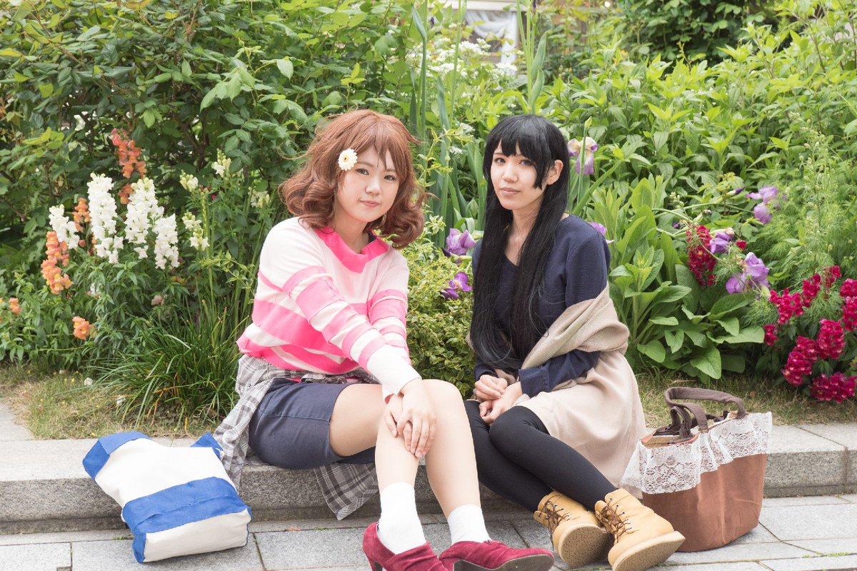 コスプレ:響け!ユーフォニアム黄前久美子🎺高坂麗奈:shionphoto:月宮さん