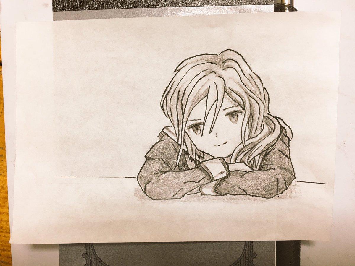 ねえ、これからどうしよっか?#麗しい先輩方を讃えよう #anime_eupho #最近乗っ取り多いから自分だと分かるツイ