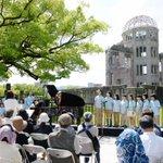 Concert at A-bomb dome celebrates Obama's 2016 visit to Hiroshima