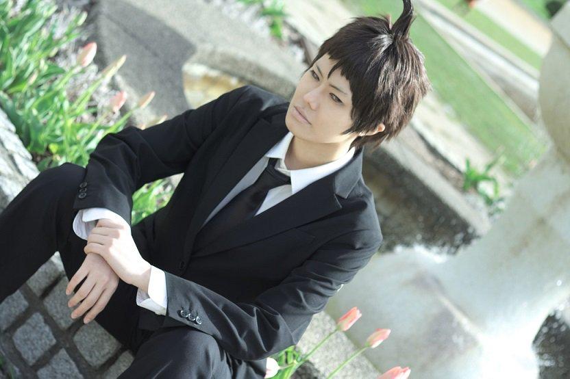 ※cosplayダンガンロンパ3~side:despair~「どんな夢を持てば生きていけるのか」日向創:慶斉photo