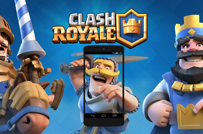 Cómo grabar tus partidas de Clash Royale en Android - ...