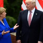 Merkel warns US, Britain no longer reliable partners