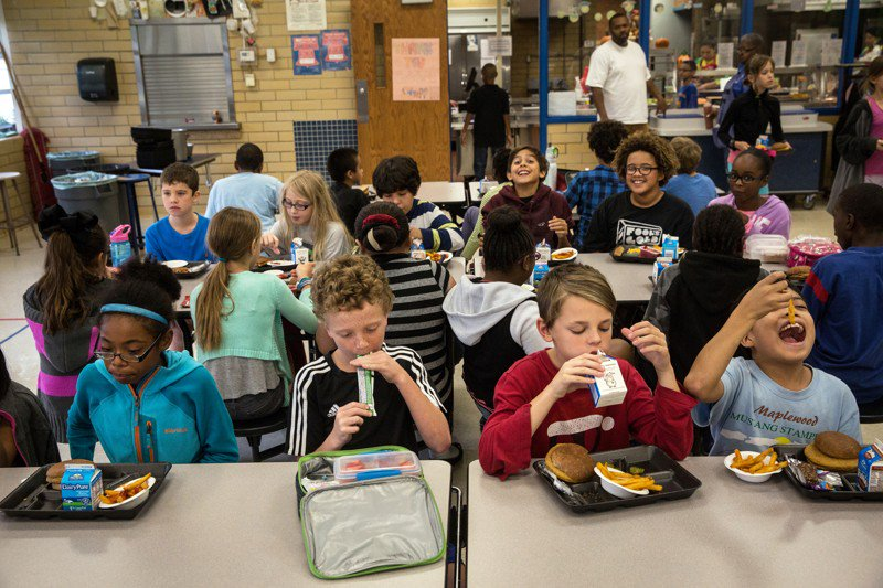 Lunch shaming, guns in school parking lots bill heads to Gov. Abbott